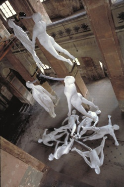 Installations by Max Streicher