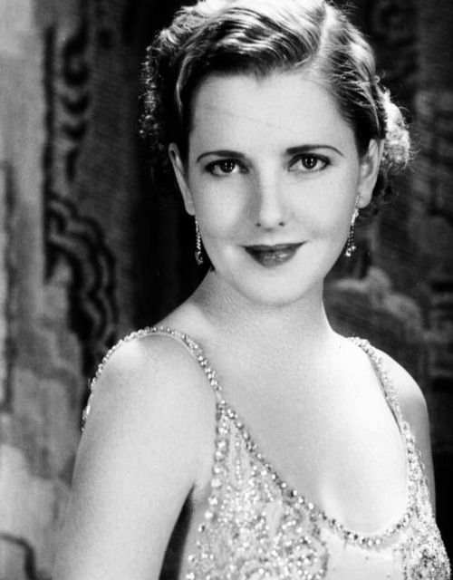 Jean Arthur (1900 - 1991) ~ Love at first sight! So cute! Loved the way she talked ... she had the most incredible voice! photo from 1931