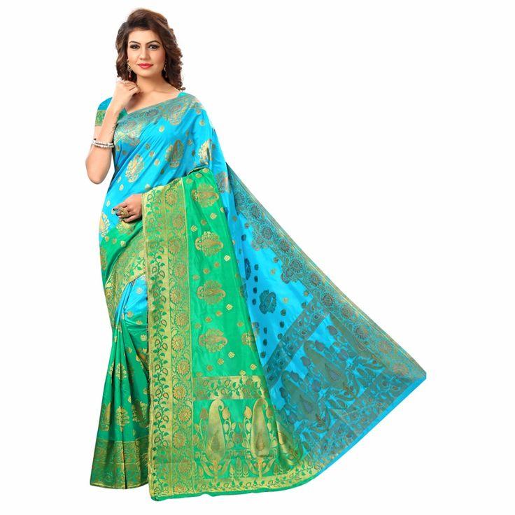 Южно-Индийского Сари Коллекции-Индийская и пакистанская одежда-ID товара::50032085729-russian.alibaba.com
