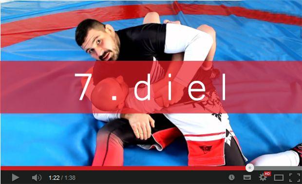 MMA training techniques led by Attila Végh - Part 7