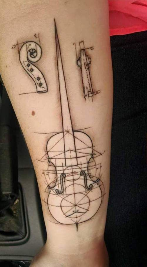 Cello Blueprint Outline                                                                                                                                                     More