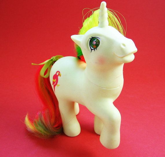 Mimic the Unicorn My Little Pony
