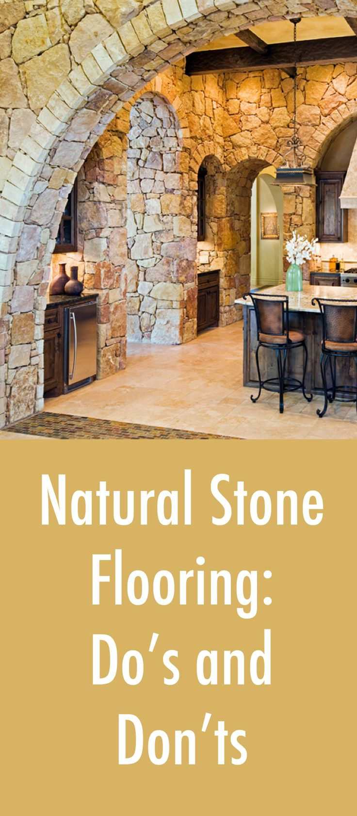 Installing Natural Stone Flooring In Your Home Click Here For The Dos And Don