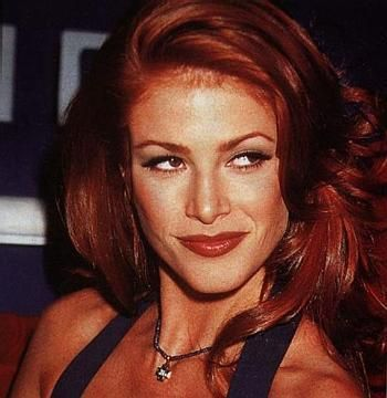 Hair Fan's Hall of Fame: Angie Everhart                                                                                                                                                                                 More