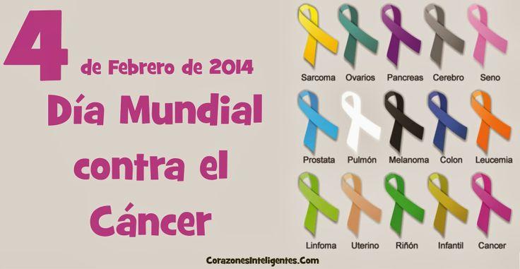 Día Mundial contra el Cáncer. Destruyendo mitos: no es necesario hablar del cáncer. - Corazones Inteligentes