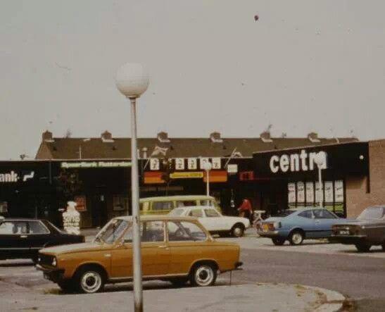 Winkelcentrumpje Heesterhof