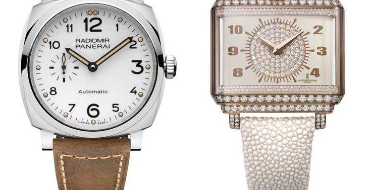 PANERAI - Radiomir 1940 3 Days Automatic: la couleur de la rareté  Au Salon International de la Haute Horlogerie (SIHH) qui ouvre ses portes...