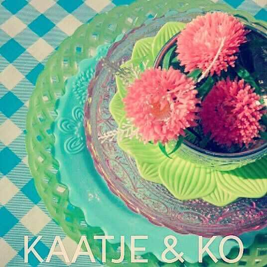 #Spring is in the air!!  Check www.kaatje-en-ko.com