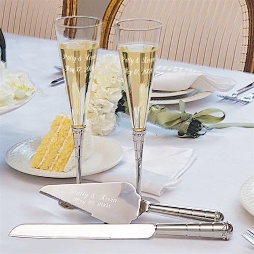36 Best Cake Knife Set & Champagne Glasses Images On