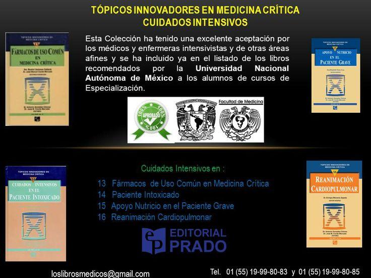 15 best tpicos innovadores en medicina critica manual de cuidados manuales de medicina critica libros de medicina de editorial prado fandeluxe Gallery