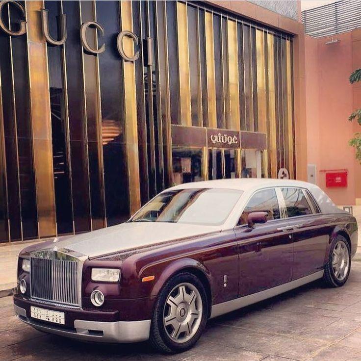 517 отметок «Нравится», 2 комментариев — Gulf cars   سيارات الخليج (@gulf_cars2) в Instagram: «Rolls Royce Phantom by: @m_vip_99 #rollsroyce #phantom #saudi #supercar #luxury #gulf_cars2»