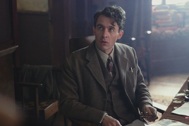 Still of Stephen Dillane in The Hours