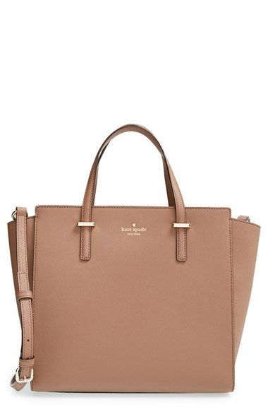 kate spade new york 'cedar street - hayden' available at #Nordstrom Color: ginger snap