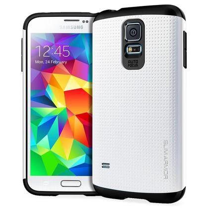 Armor SPIGEN SGP Case for Samsung Galaxy S5