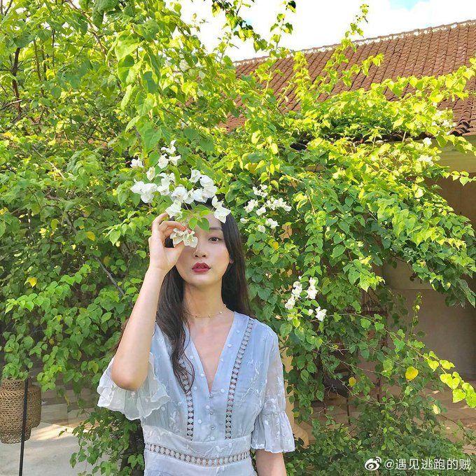 ge xinyi pics on Twitter | Girl outfits, Asian fashion, Women