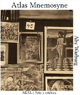 ATLAS MNEMOSYNE ABY WARBURG R 709 W253