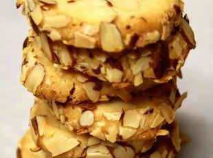 Cream Cheese Almond Cookies