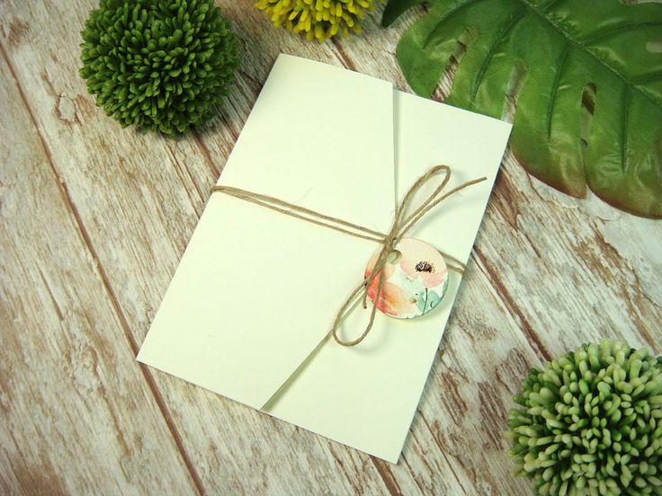 zaproszenie ślubne w folderze Hk3