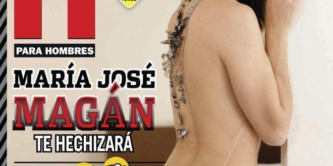 María José Magán Revista H Marzo 2016 [PDF/FOTOS]