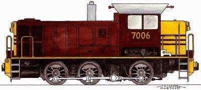 nswgr 0-6-0 diesel hydraulic - Google Search