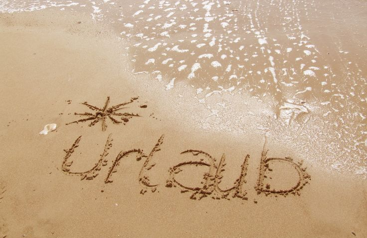 Checkliste Urlaub Strand