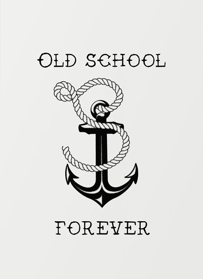 """OLD SCHOOL FOREVER"""