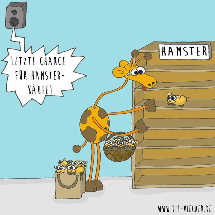 @DieViecher , Cartoon , Comic , Giraffe , Giraffen , www.die-viecher.de , Oberhausen , NRW  , Deutschland , Cartoonist, Eva Böhm, Redewendung, Sprichworte, Wortspiele, schwarzer Humor, Wortwitz, wortwörtlich nehmen, über Worte stolpern, Digitalart, Zeichnen mit iPad Pro und Apple Pencil, Animation Cartoon, lustige Tiere, typisch Deutsch, Hamster kaufen, Hamster Haltung, Hamsterkäfig, Hamsterkauf, Hamsterkäufe, Hamsterbacken