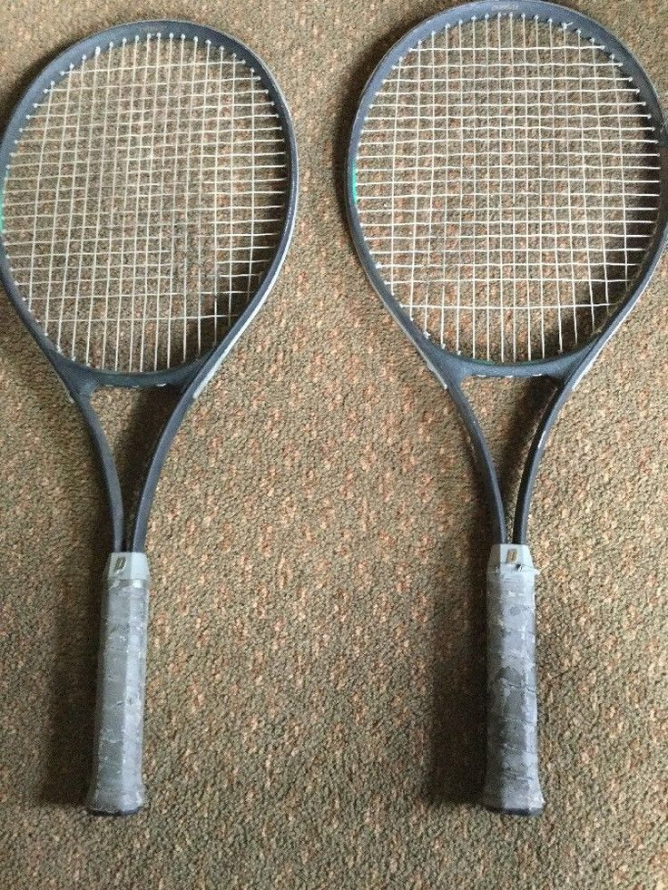 2 Prince Pro Oversize Tennis Racquets Needs new grips In good condition Please see all pictures Thanks and please take a look at our other listings   eBay!