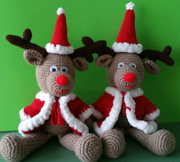 Bald ist es wieder soweit, dass Rudi und seine Kollegen ausschwärmen, um den Menschen Weihnachtsgeschenke
