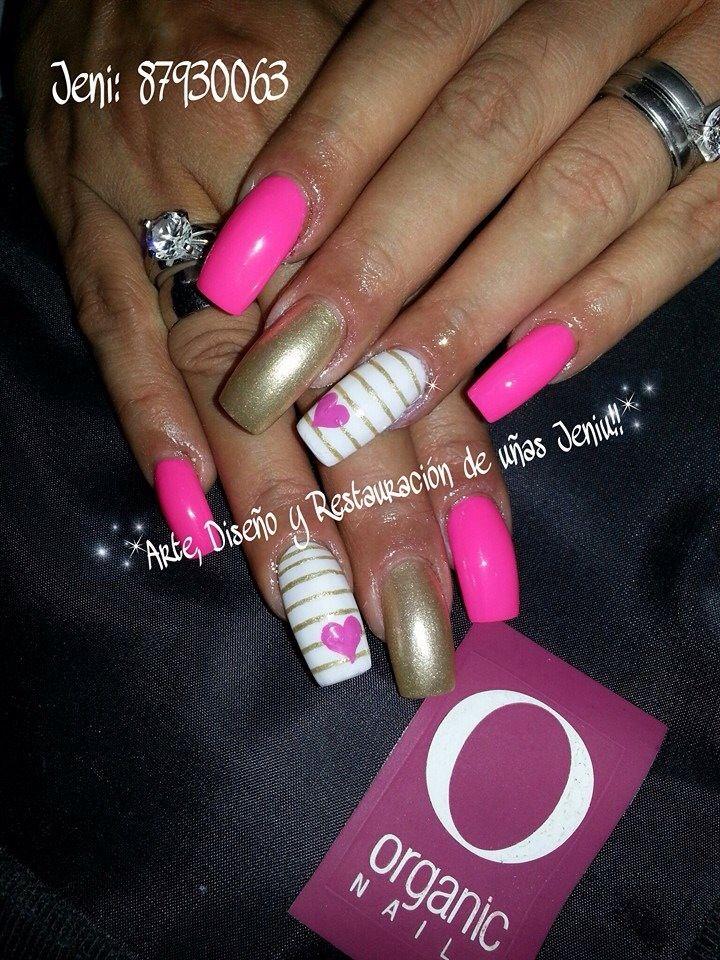 Mejores 11 imágenes de Decoracion uñas en Pinterest | Uñas bonitas ...