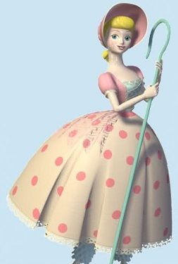 little bo peep toy story - Google Search                                                                                                                                                                                 More