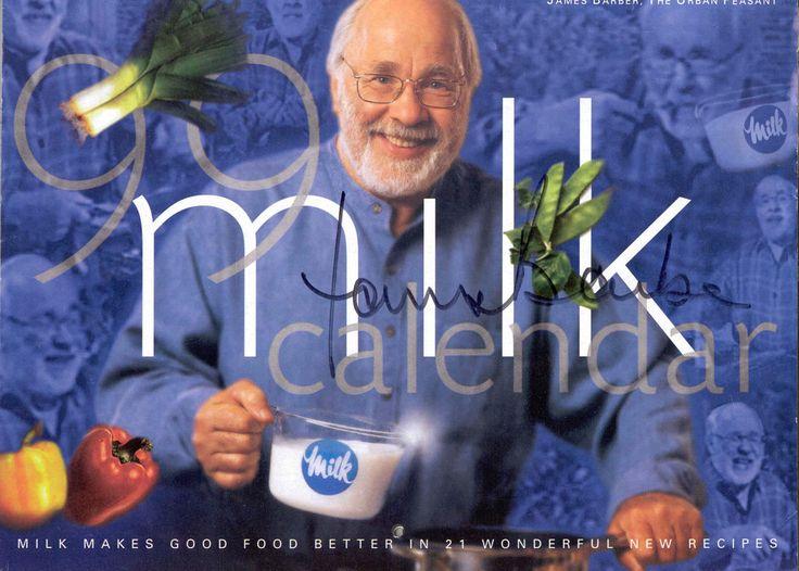 Milk Calendar - 1999