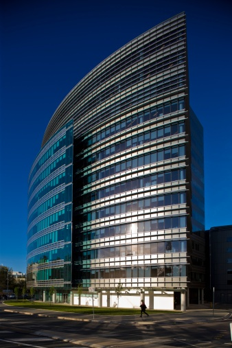 Office building in Canberra
