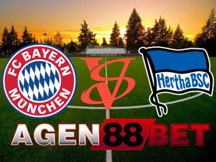 Prediksi Bayern Munchen vs Hertha BSC 24 Februari 2018 Bundesliga
