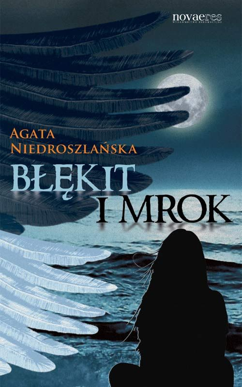"""""""Niestety nie polecam tej książki osobom zaczynającym czytać powieści z gatunku paranormal romance. Po takiej lekturze można się zrazić do takiej literatury."""" I co terass? http://debiutext.co.pl/20137,blekit-mrok-agata-niedroszlanska-2.html"""