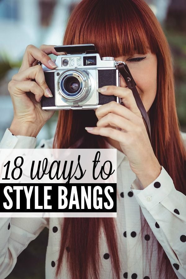 When styled correctly, side bangs can look amazing with short, shoulder-length, medium, and long hair, and that's why we've rounded up 18 different hairstyles to compliment every face shape. These tutorials are filled with great ideas - from parting your