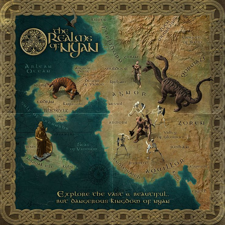 Having the ability to produce a fantasy map is a great addition to any Illustrators' arsenal. Fantasy maps are used extensively in role playing games, in both digital and print media. Although there are some specialist map generator applications available, their results often appear lackluster and uninspiring.
