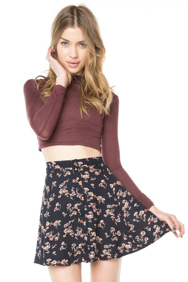 Brandy Melville Brya Skirt Skirts Mini Skirts Fashion
