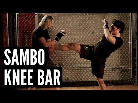 Sambo Knee Bar - MMA Surge, Episode 12