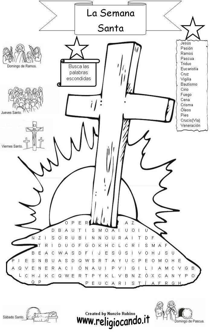 ASSERTUM: Recursos para Semana Santa