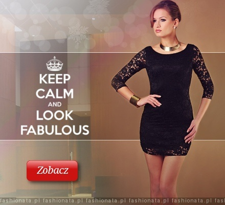 Keep CALM and LOOK FABULOUS