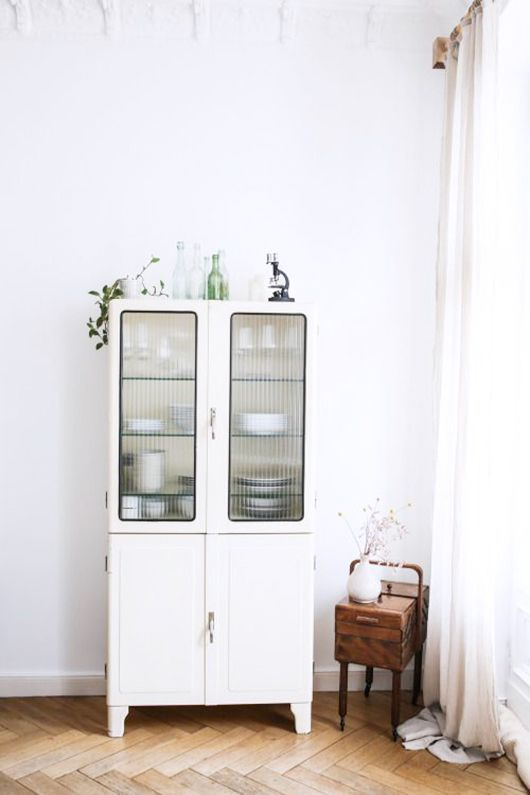 wintery white cabinetry -★-