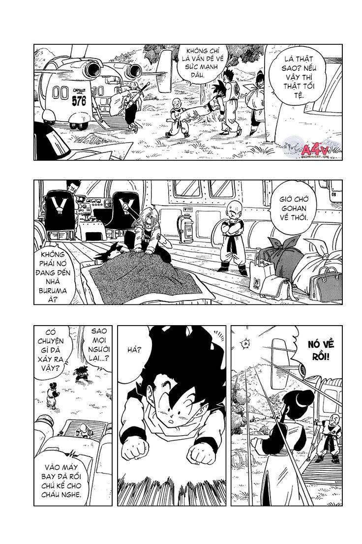 Dragon Ball Bản Vip Bản Đẹp Nguyên Gốc Chap 356 Truyện