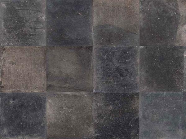 Keramische tegel KN Carriere Perugia 60x60x2cm - Van den Broek Bestratingen Een unieke serie die niet van echte authentieke natuursteen te onderscheiden is. Doordat hiervoor de modernste technieken zijn toegepast is werkelijke iedere tegel anders. De serie Carrière du Kronos is verkrijgbaar in de kleuren antraciet, beige en grijs