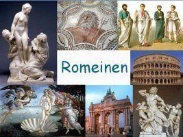Beeldende vorming - Romeinen