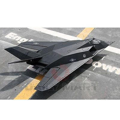 Price - $499.99. RC Electric EDF Jet Plane F117 Blackbird Ready-To-Fly Package+Remote Controller ( MPN - Does Not Apply, Brand - Unbranded    )