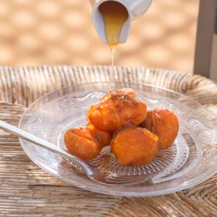 Have you ever tried Greek donuts (aka 'loukoumades')?