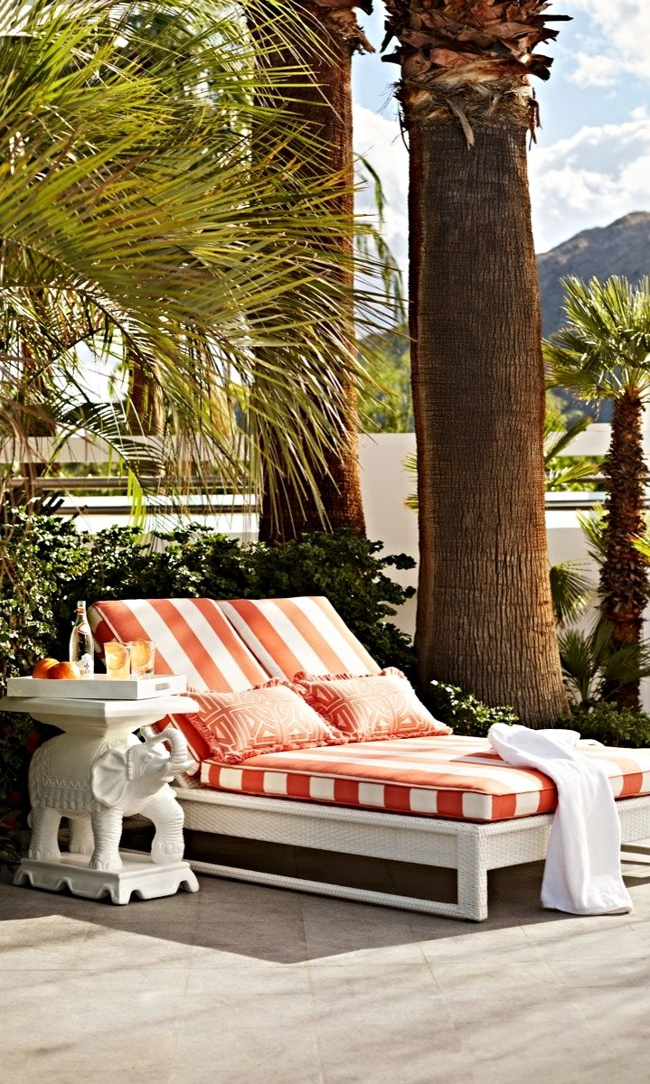 outstanding comfort and structural integrity make our palermo double chaise lounge a welcome addition outdoors