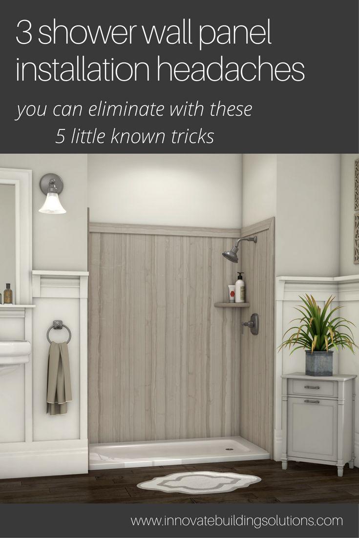 The 25+ best Shower wall panels ideas on Pinterest   Wet ...