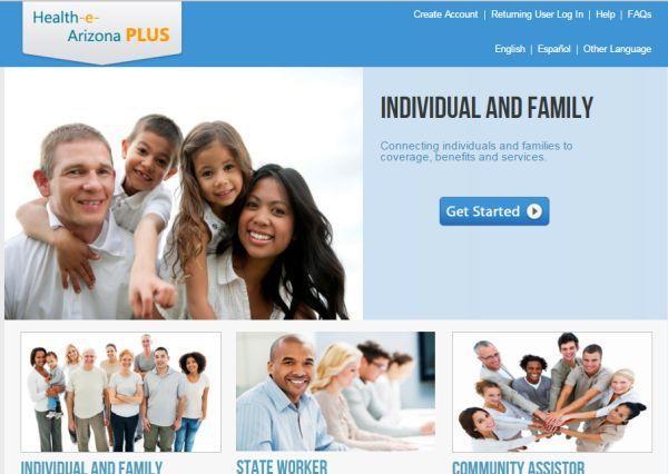 Health-e-Arizona Online Application Eligibility and Benefits